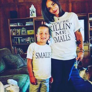 You're killing me Smalls Tee Shirt Set